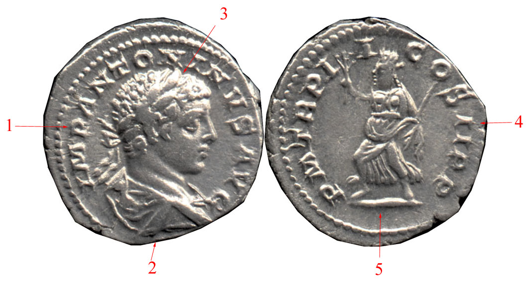 Reading And Hookup Roman Imperial Coins