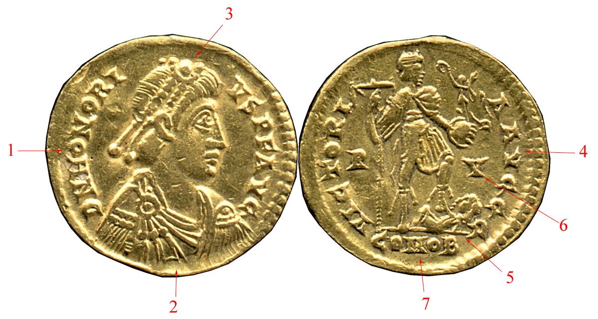 reading and dating roman coins Japanese coins can be dated either in japanese numerals or arabic numerals if they're dated with arabic numerals, the christian date is generally used, so the date doesn't need to be.
